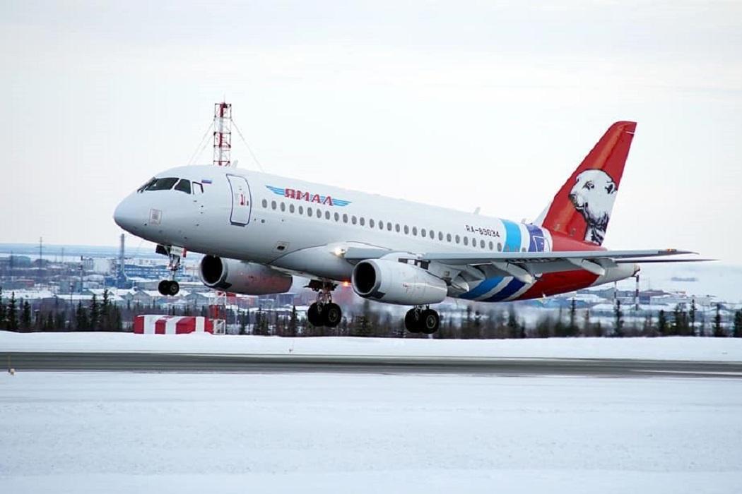 Из городов Ямала начнут летать самолеты по четырём новым направлениям