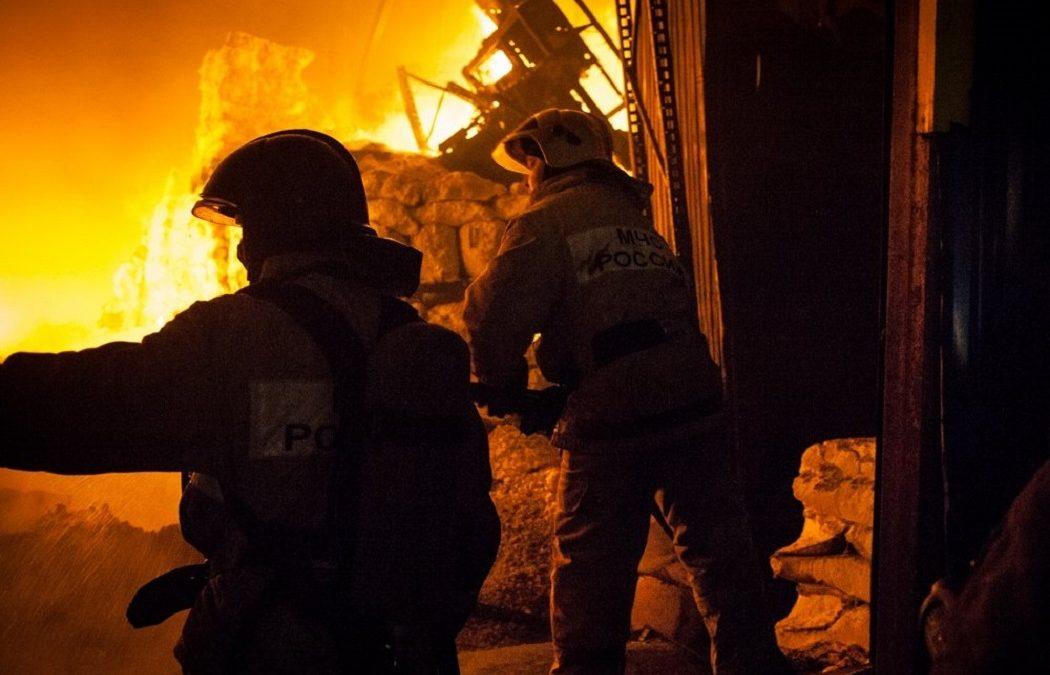 На ямальском месторождении в жилом вагончике сгорели три человека