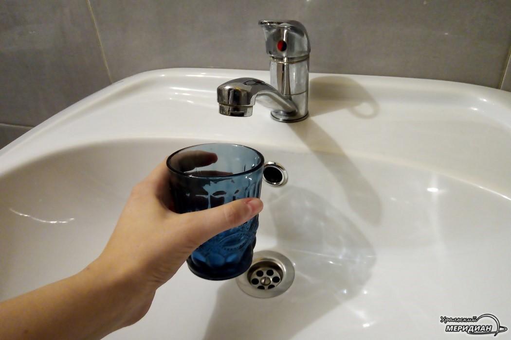 Отключение воды вода кран