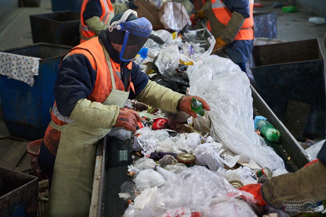 «Пример для области»: показываем, как в Каменск-Уральском сортируют мусор