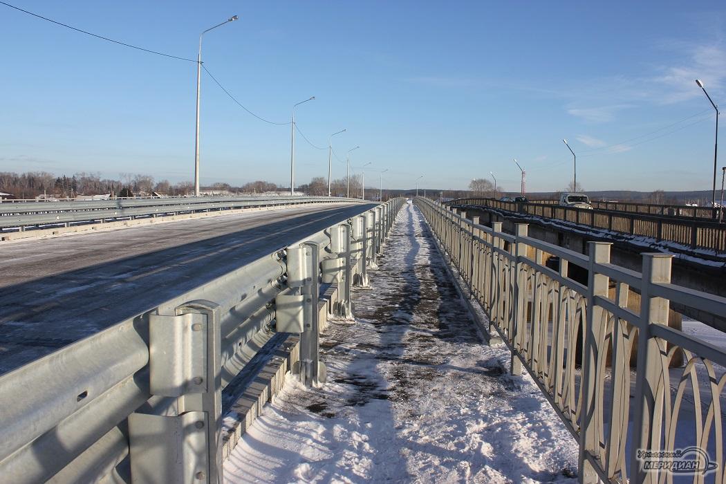 Мост в Красноуфимске