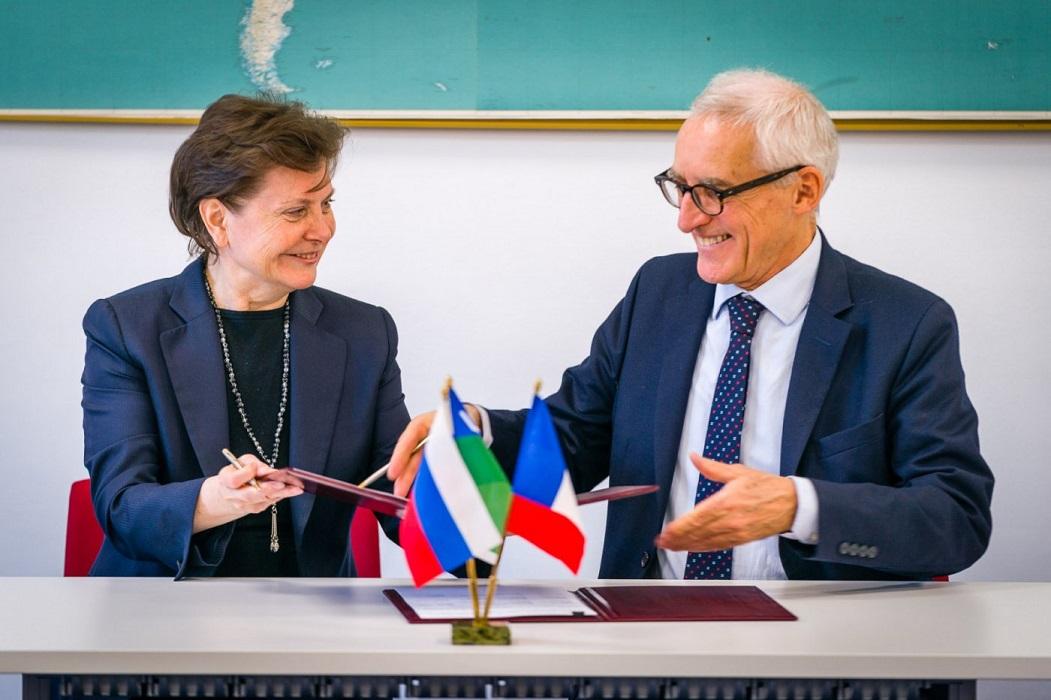 Югра наладит сотрудничество с Францией в нефтегазовой отрасли