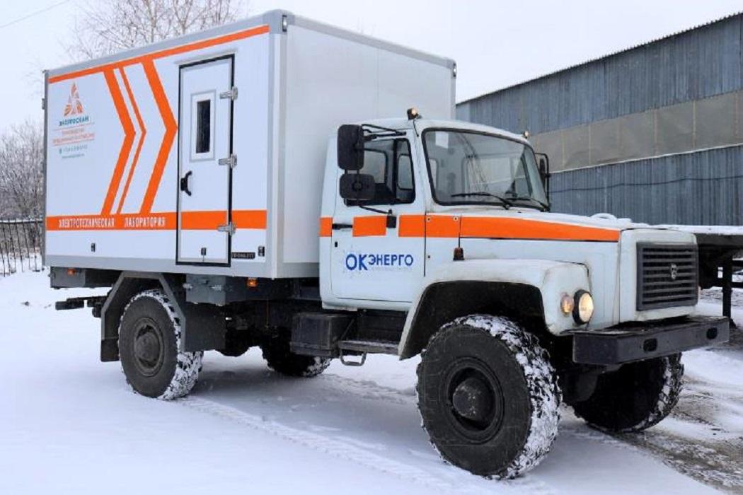 Свердловские энергетики пополнили парк мобильных лабораторий