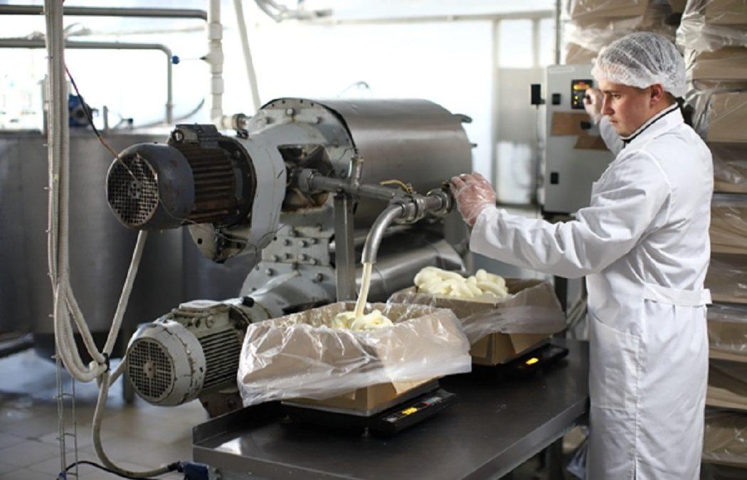 Свердловские зеки отправили 80 тонн маргарина в тюменские колонии