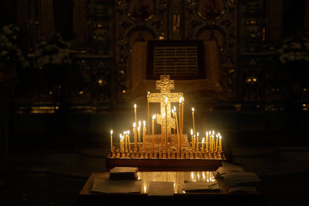 В храмах Южного Урала помолятся о жертвах трагедии в Магнитогорске
