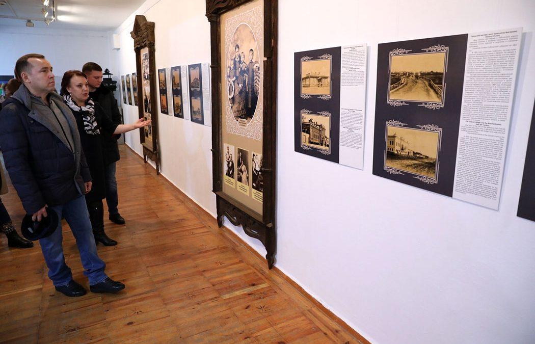 В краеведческом музее Кургана началась цифровизация выставок