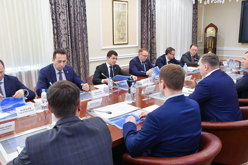 На Ямале обсудили присоединение Лабытнанги и Харпа к единой энергосистеме