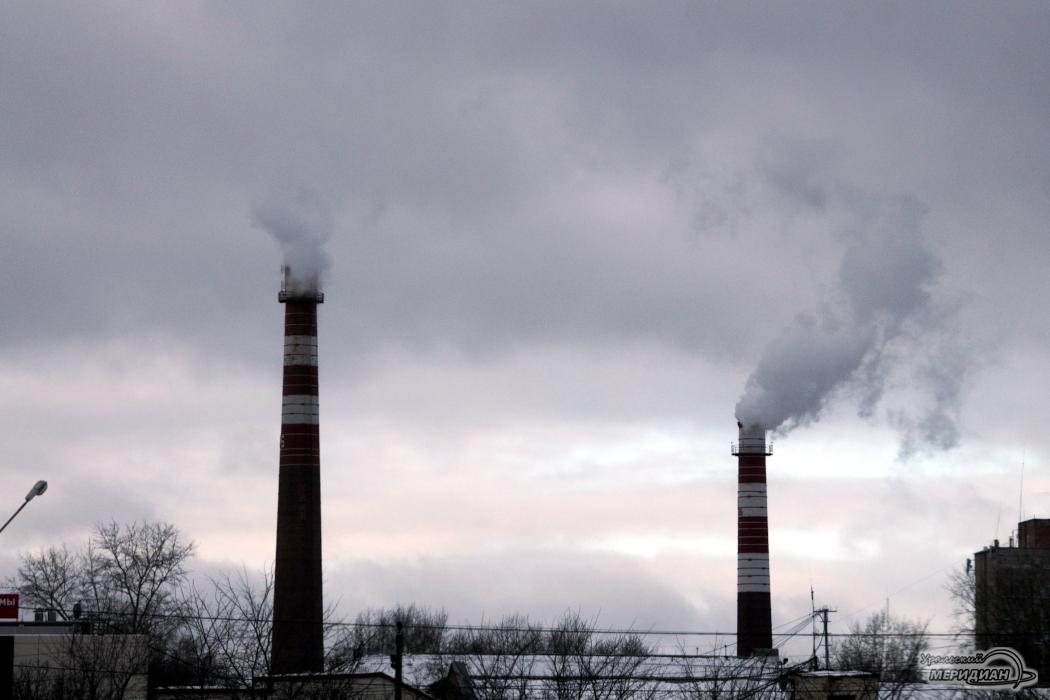 Трубы выбросы