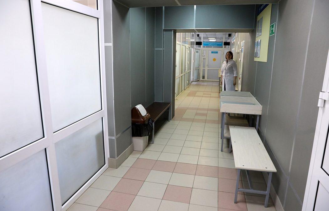 У детских поликлиник Кургана может появиться единый дизайн