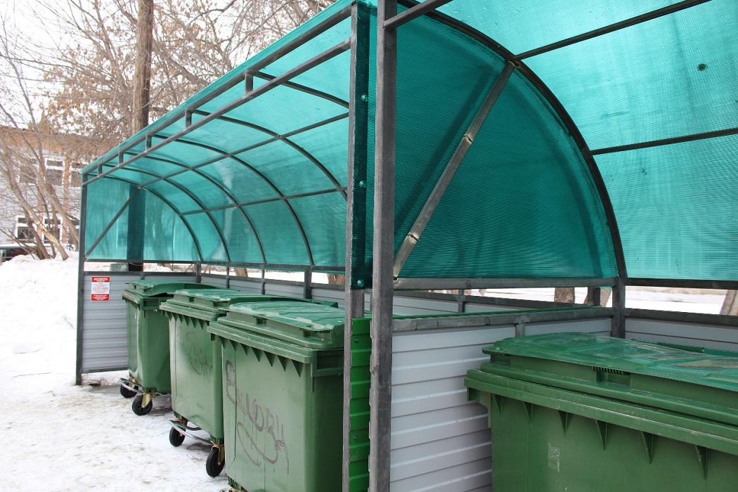 Регоператор определил лучшую контейнерную площадку Свердловской области