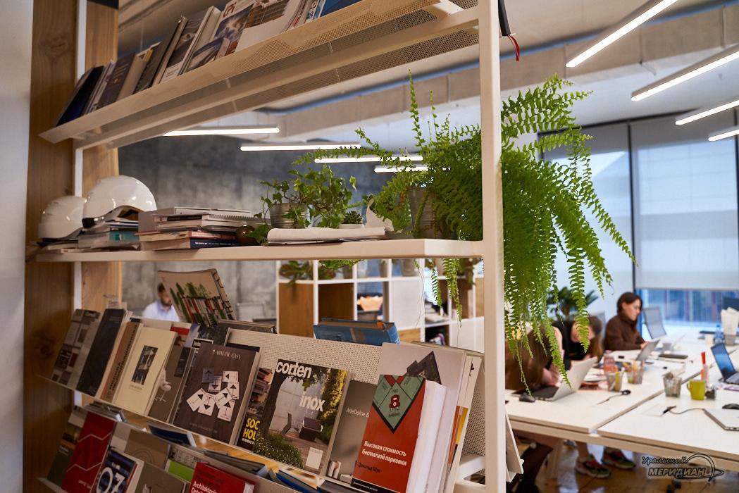 Брусника: «Мы оформляем офис так, чтобы в него хотелось возвращаться»