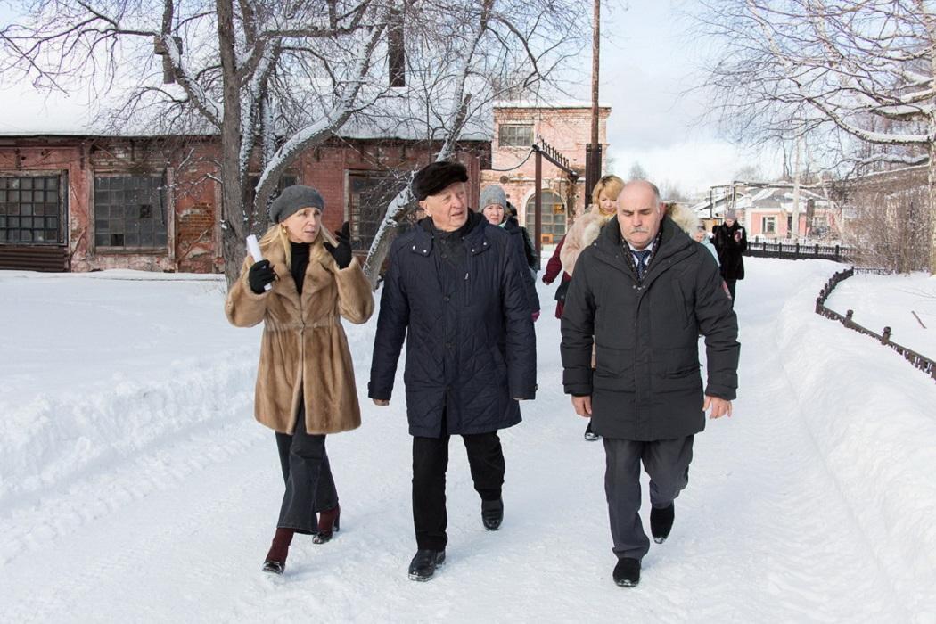 В Нижнем Тагиле Демидовский завод-музей готовят к реновации