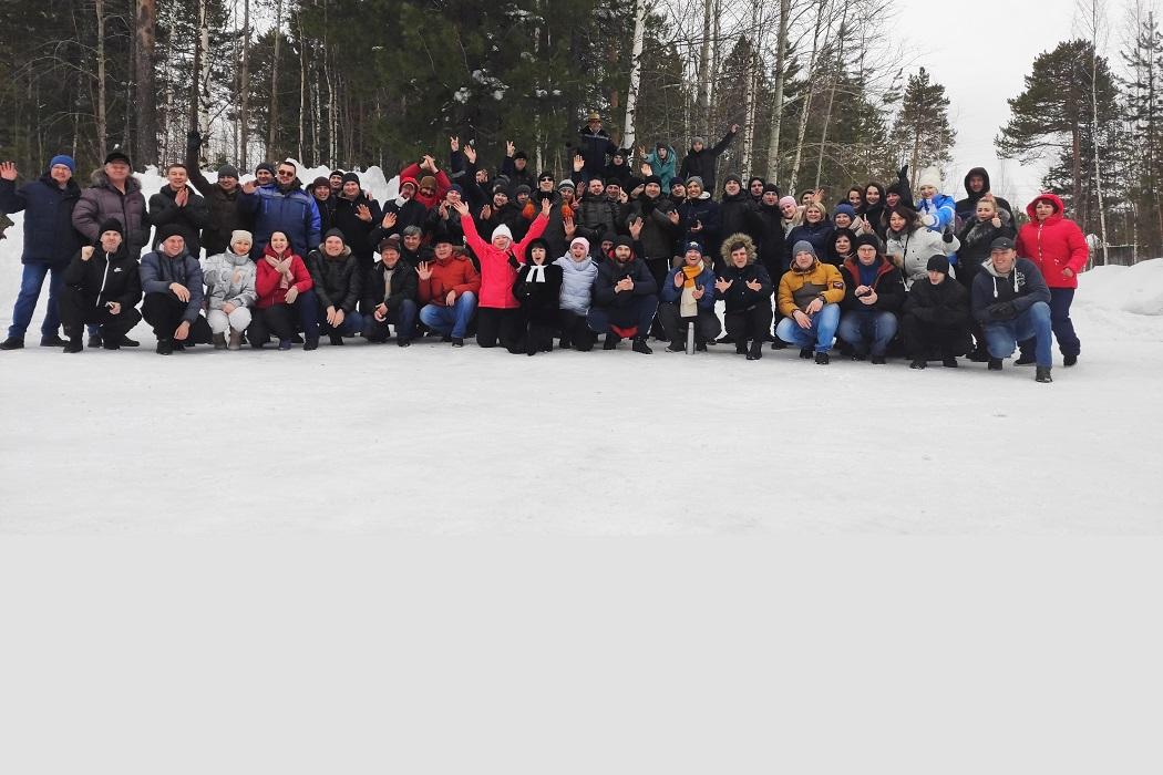 Энергетики Сургута показали мужественный февраль