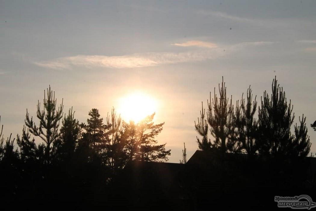 погода солнце природа