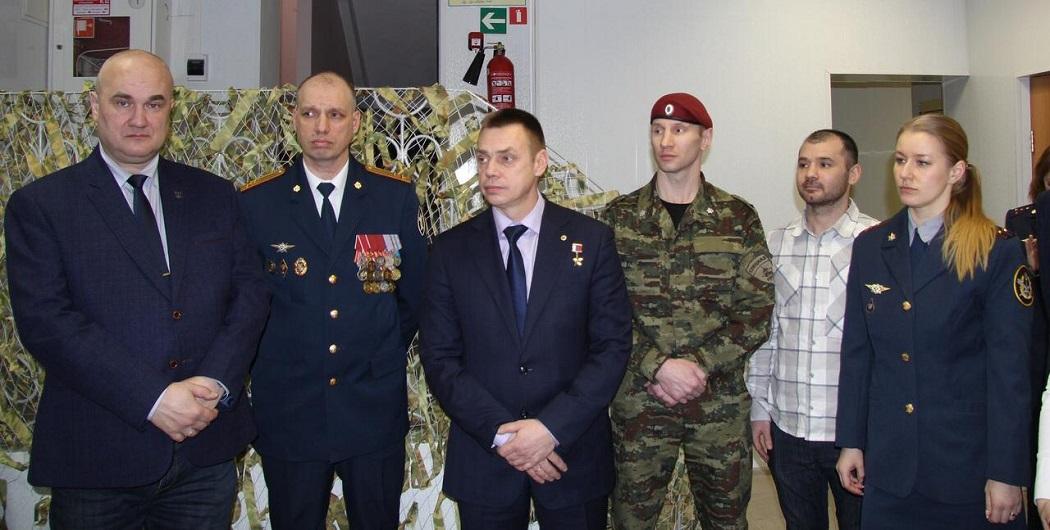 Герой России рассказал осуждённым-подросткам из Кировграда о героях войны