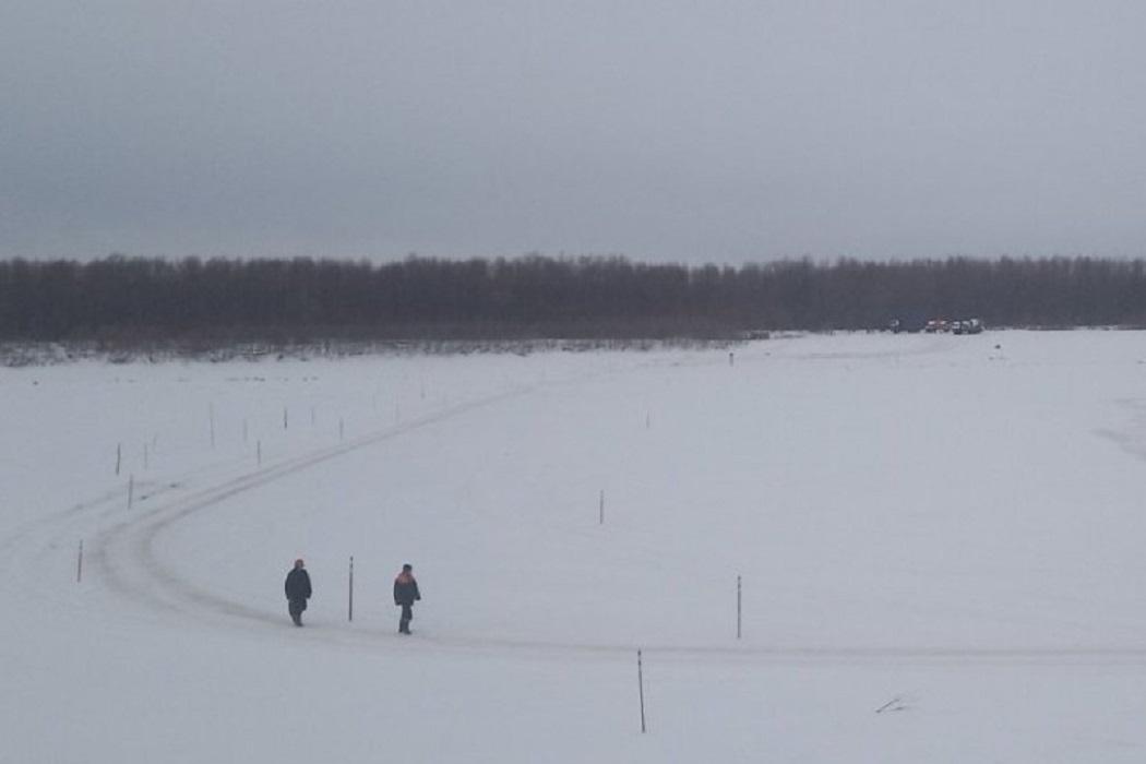 Инспекторы ГИМС проверили ледовую переправу в Уватском районе