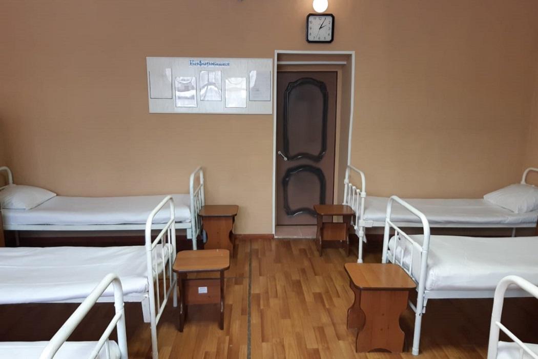 В лечебной колонии в Сосьве капитально отремонтирован УКП