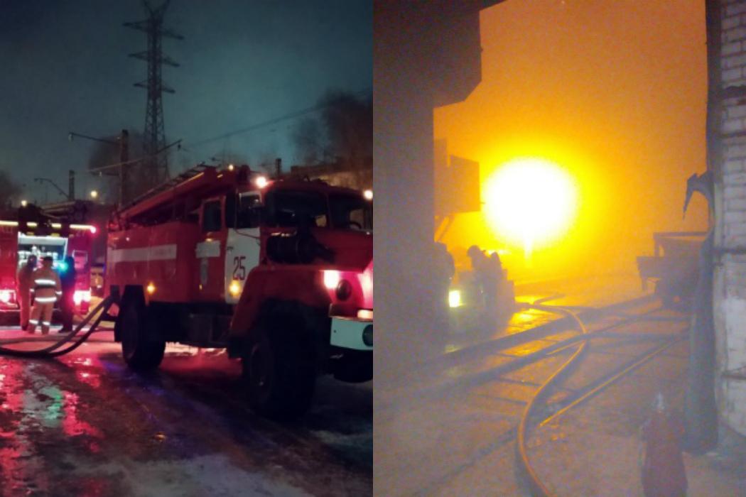 На Магнитогорском комбинате локализовали пожар на стане