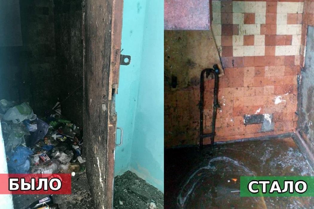 Тюменская УК заплатит за ненадлежащее содержание мусорокамеры в доме