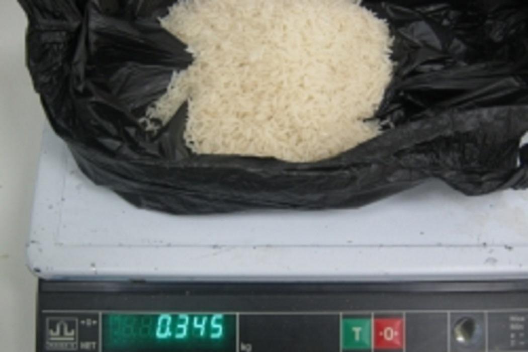 У пассажиров аэропорта «Рощино» изъяли более 11 кг запрещенной продукции