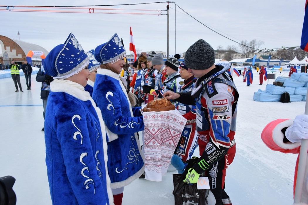 В Шадринске дали старт финалу личного чемпионата мира по спидвею