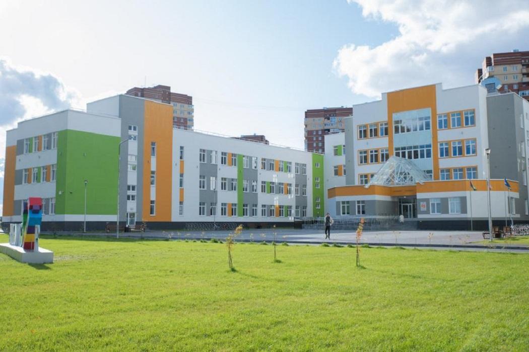 В Тюмени продолжается строительство школ