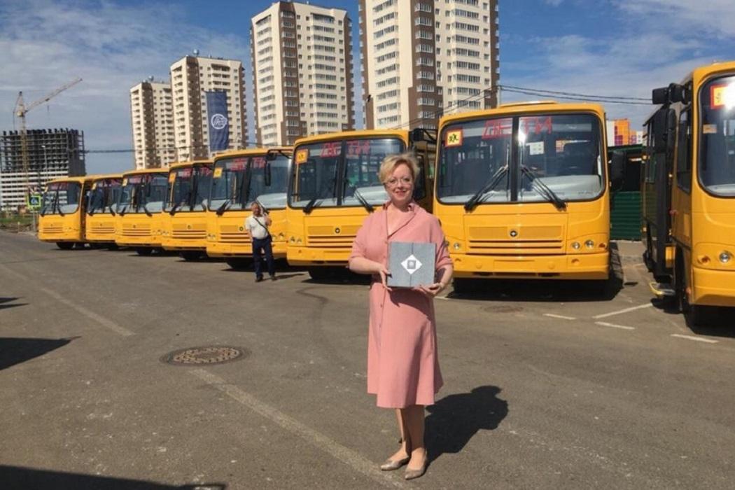 В Тюменском районе школьные автобусы перевозят более 4,5 тысячи детей