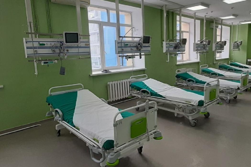 В тюменской ОКБ №2 оборудовали ПИТ для пациентов с инсультом