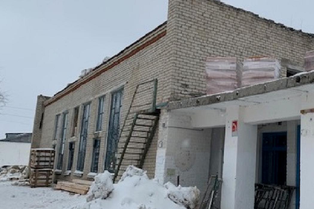 В тюменском селе Лабино капитально отремонтируют Дом культуры