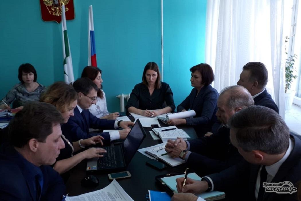 Заседание по инвестиционной программе Водного союза 14.02.20 2