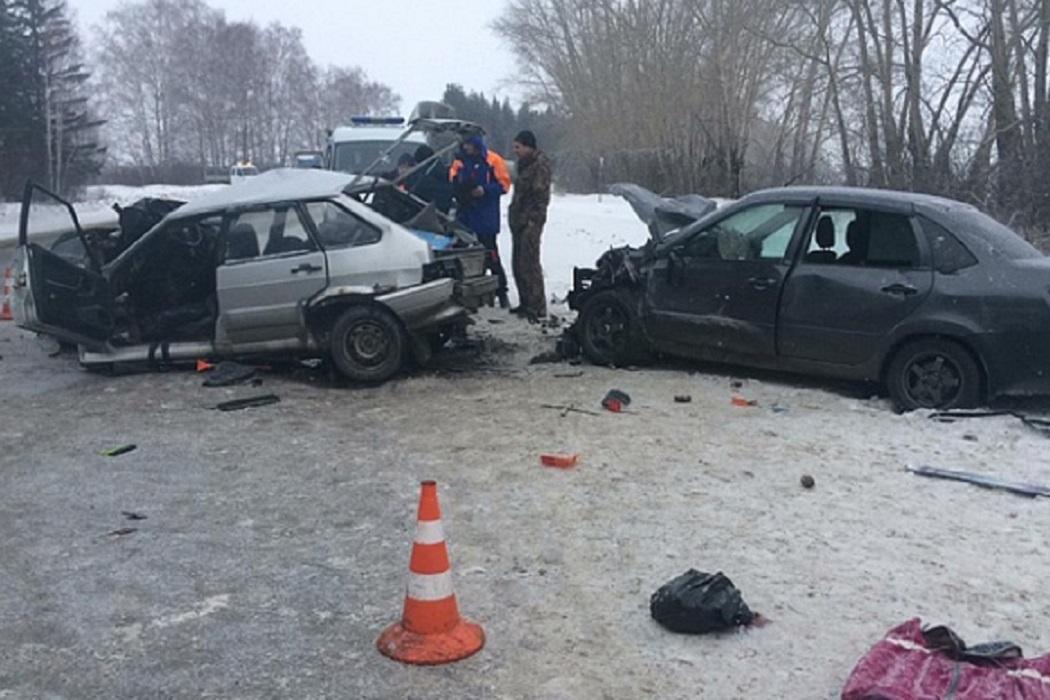 На трассе Екатеринбург-Курган в страшном ДТП погиб отец двоих детей