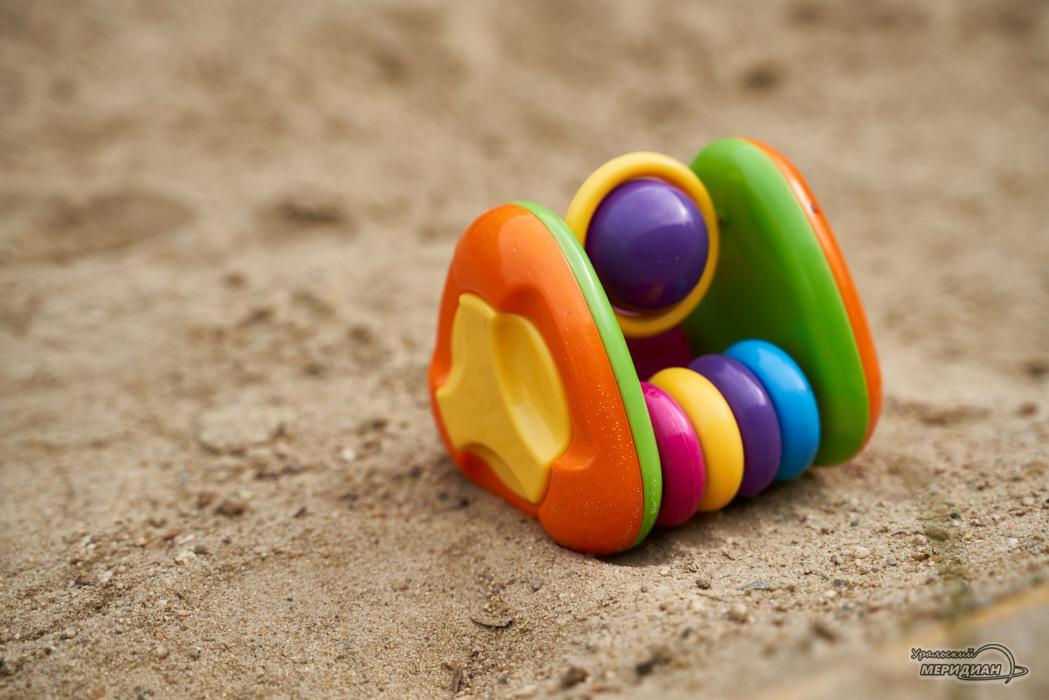 детская игрушка песок площадка