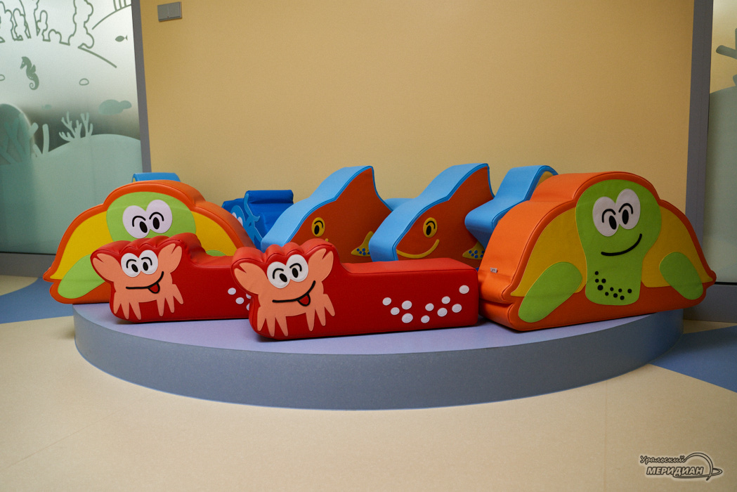 детская комната больница