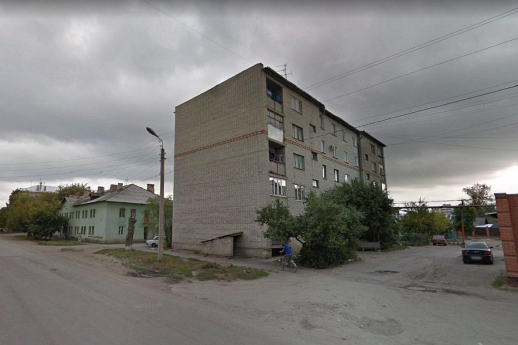 Дом в Шадринске