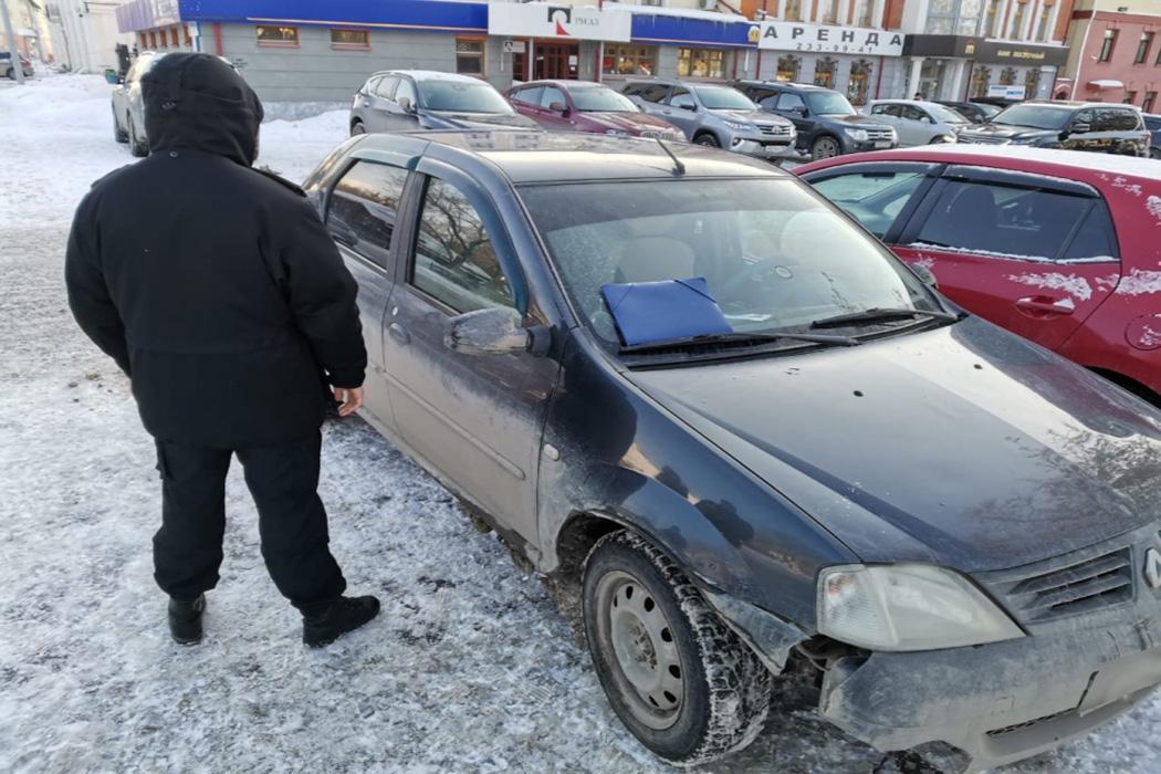 Житель Екатеринбурга лишился иномарки из-за долгов по ЖКХ