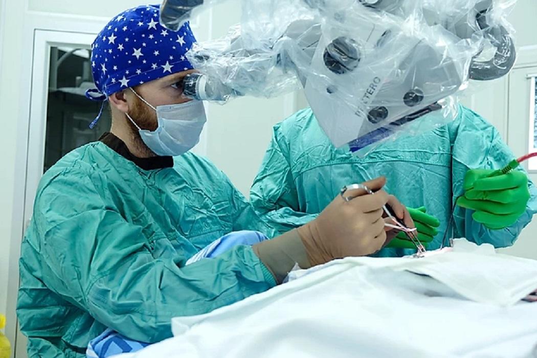 Свердловские врачи имплантировали позвонки, напечатанные на 3D принтере