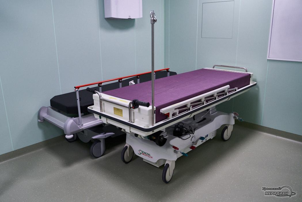каталка больница