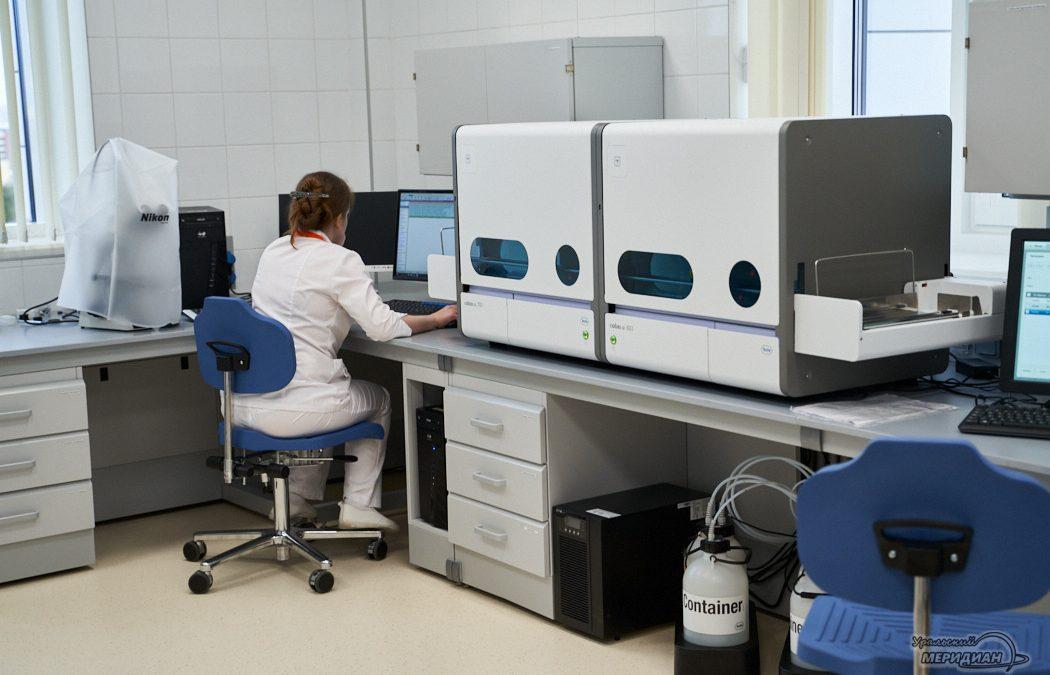 лаборатория медицина