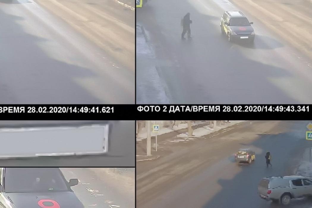 """В Кургане видеокамеры """"Автозебра"""" будут фиксировать пропуск пешеходов"""