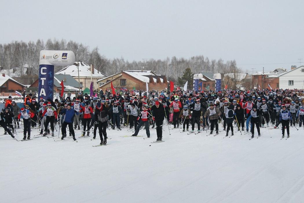 лыжня россии лыжи