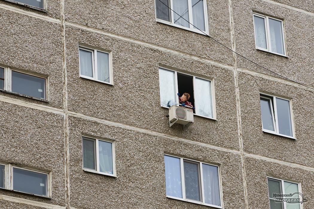 окно мытье окон