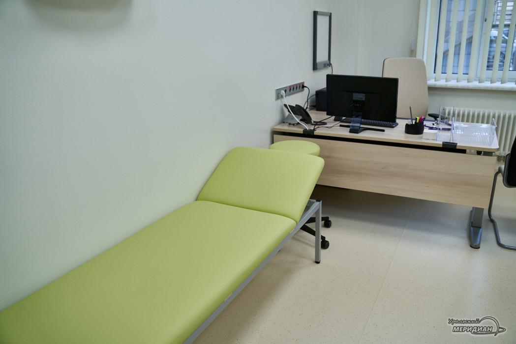 прием кабинет медицина
