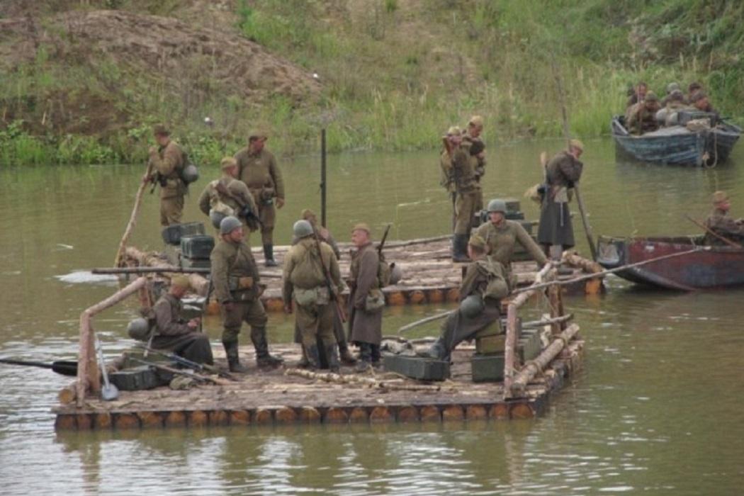 В Красноуфимске реконструируют битву на Днепре