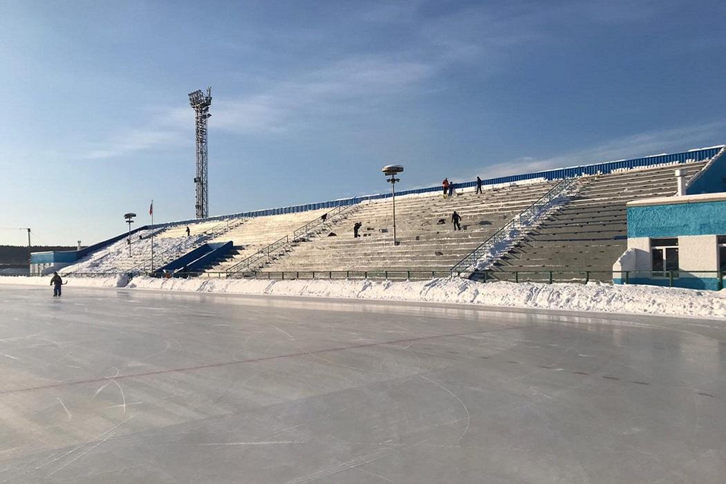 Краснотурьинский стадион помогут отремонтировать осужденные