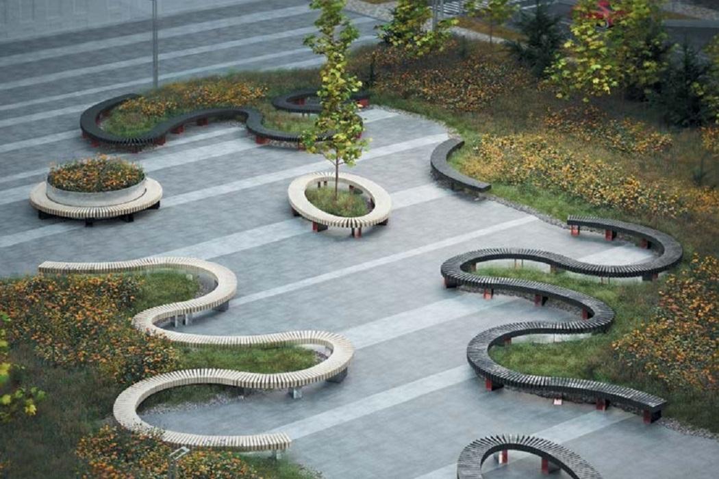 Тагильчан просят дать имя «Романтическому саду» возле медколледжа