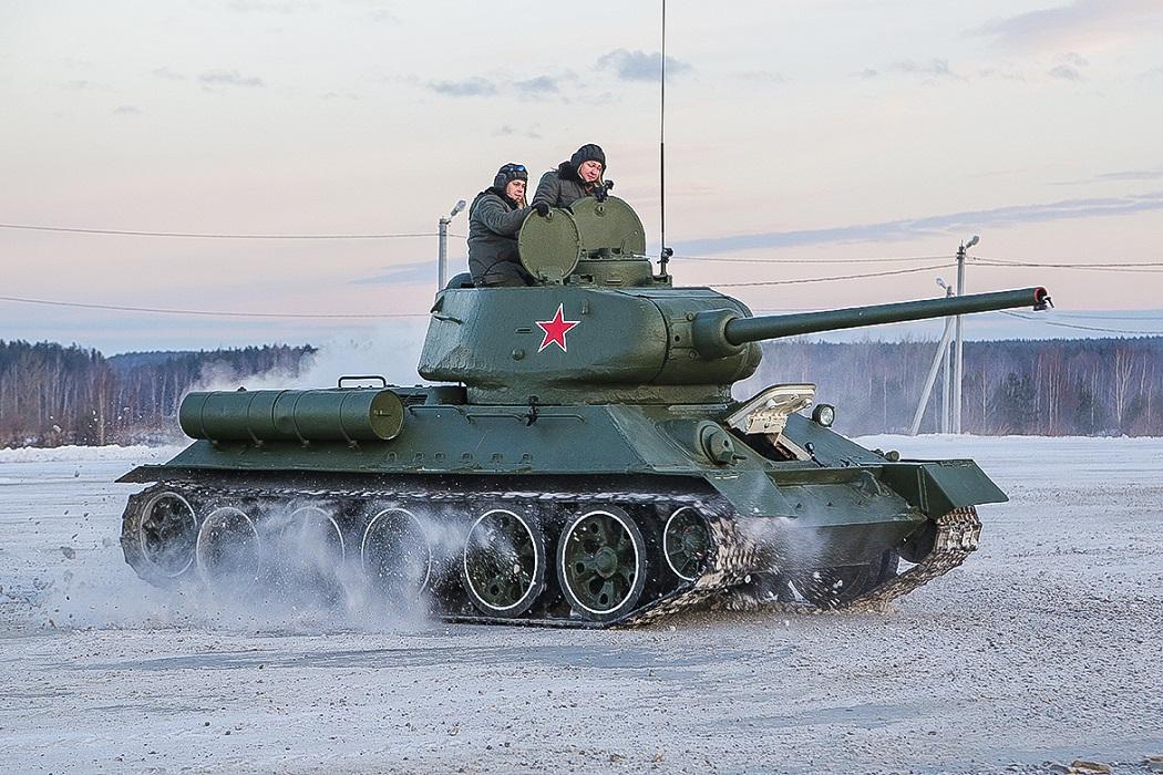 В Нижнем Тагиле отметят 100-летие российского танкостроения