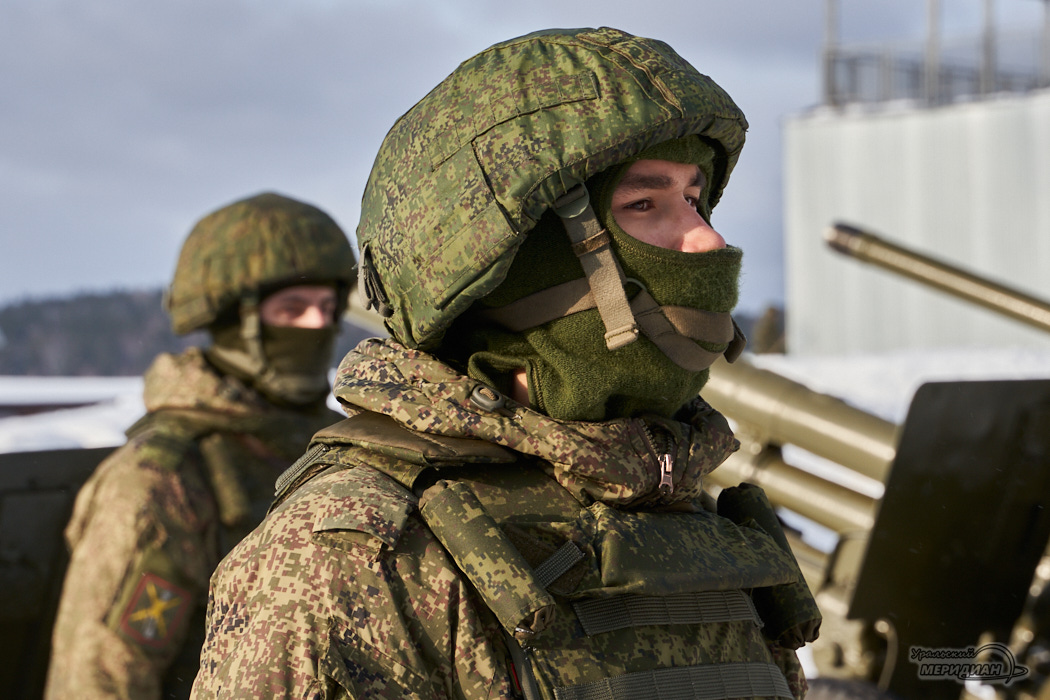 военные армия ЦВО