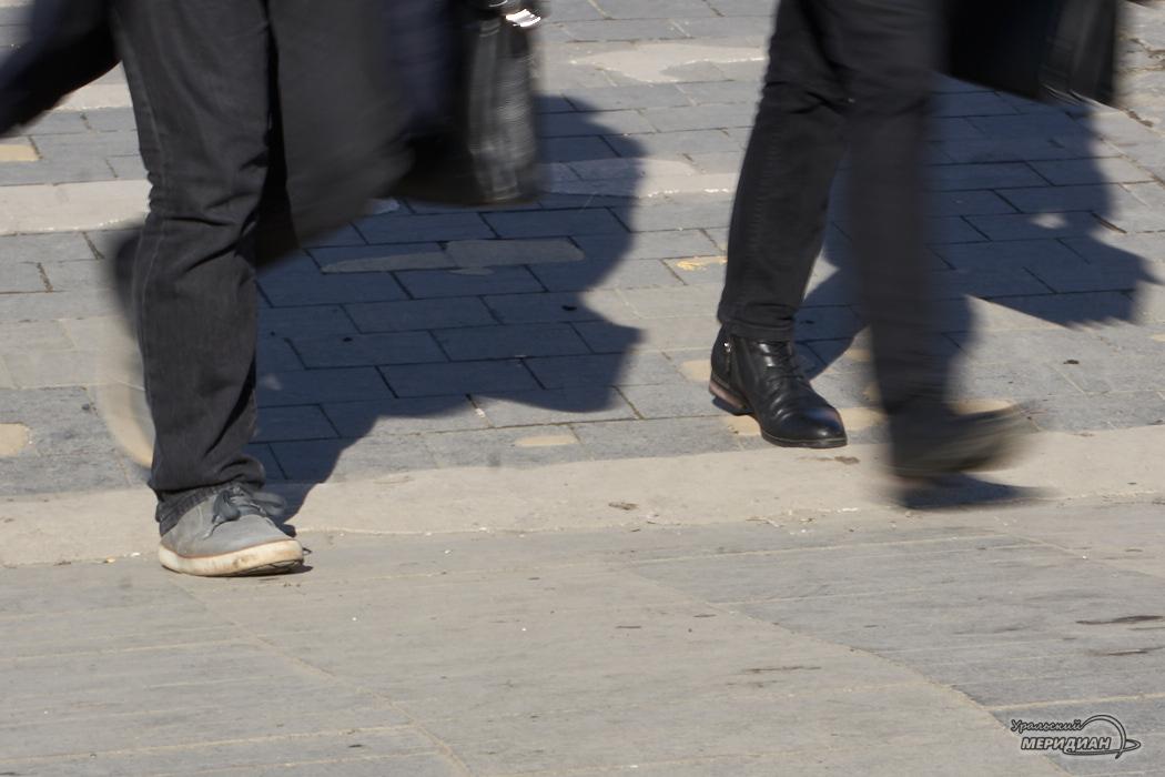 Ноги город пешеход переход