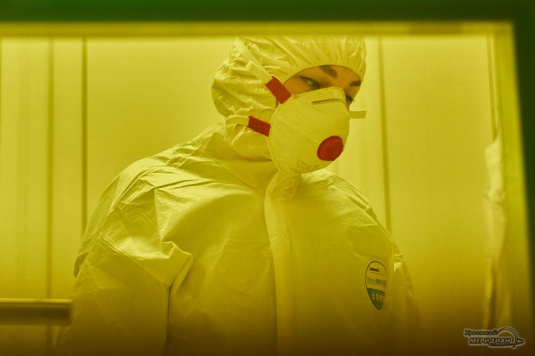 Роспотребнадзор Лаборатория анализы коронавирус