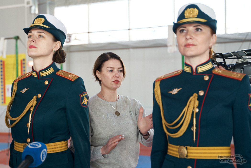 В Екатеринбурге Парад Победы впервые возглавят женщины